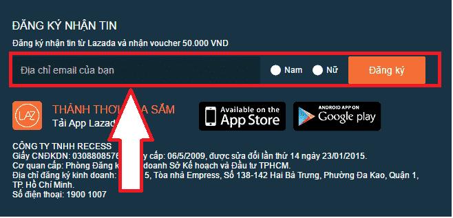 mã giảm giá lazada 50k cho khách hàng mới