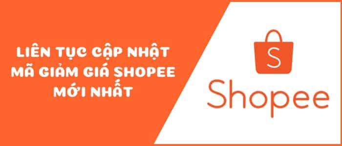 Mã giảm giá Shopee tháng 10
