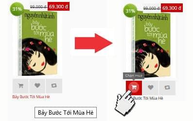 cách mua sách online Fahasa