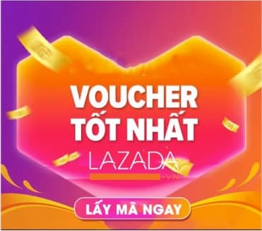 Xin voucher Lazada