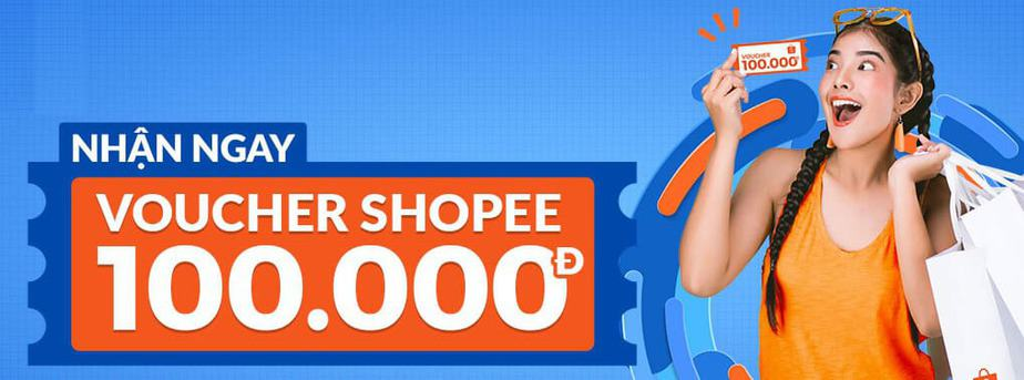 Voucher Shopee 100k