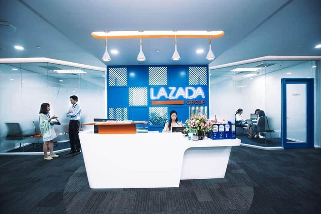 Trụ sở Lazada group