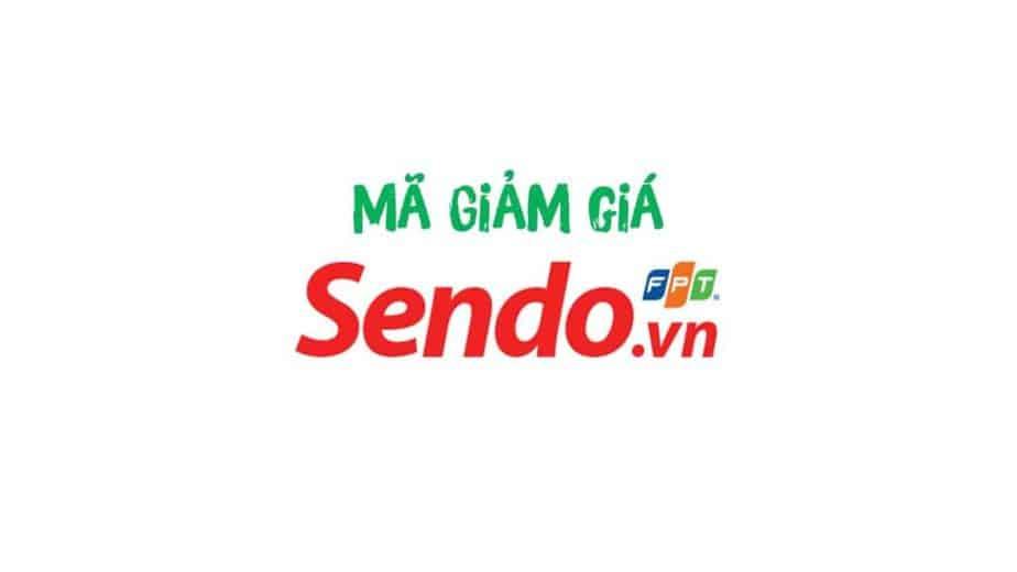 Mã giảm giá Sendo bảo trợ bởi FPT
