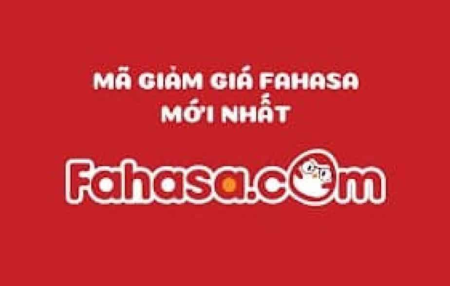 mã giảm giá Fahasa mới nhất tại Fahasa.com