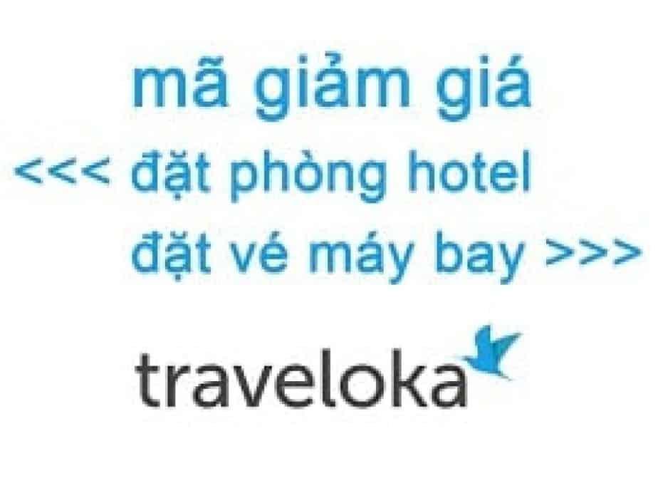 Mã giảm giá Traveloka đặt phòng khách sạn, đặt vé máy bay