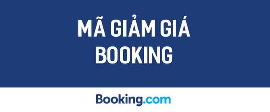 mã giảm giá Booking tại Booking.com
