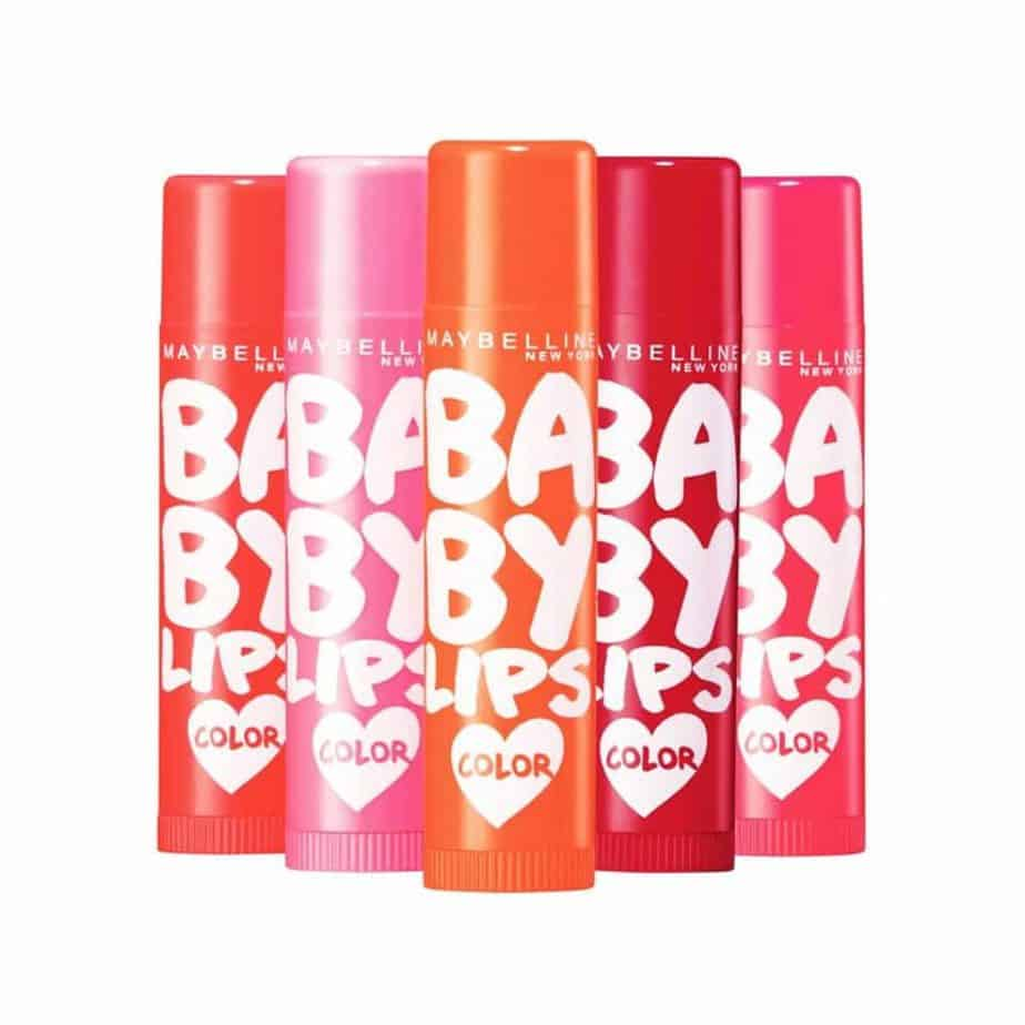Baby lips color maybelline