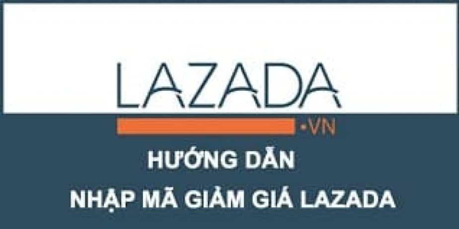 Hướng dẫn nhập mã giảm giá trên Lazada