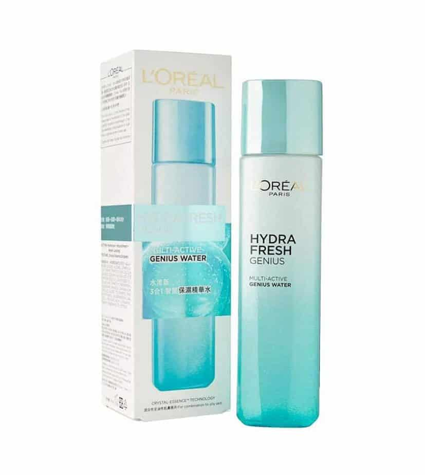 L'oreal hydrafresh genius