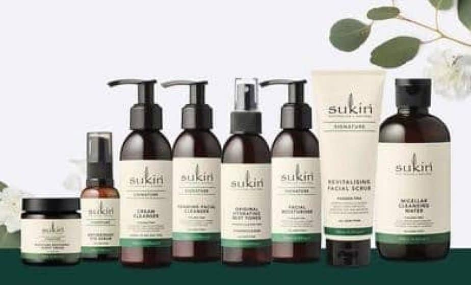 SUKIN FACIAL MOISTURISER 125ML