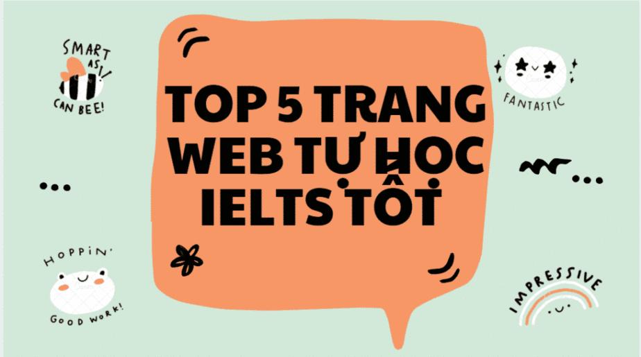 Top 5 Website luyện thi Ielts Online tốt nhất