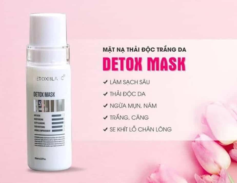Detox Blanc Mask