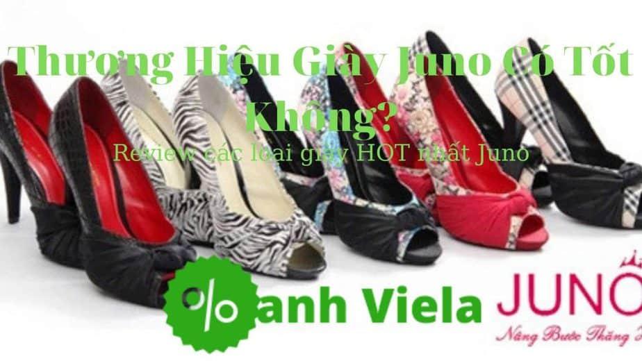 Review thương hiệu giày Juno
