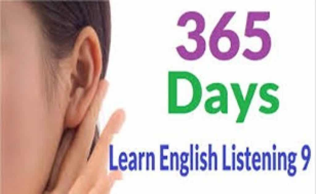 365 Days Learn English Vocabulary
