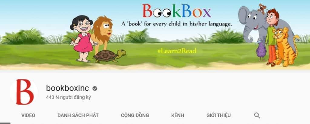 Animated Stories BookBox Inc