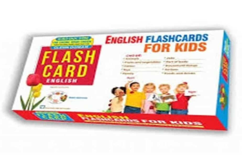 English Flashcard