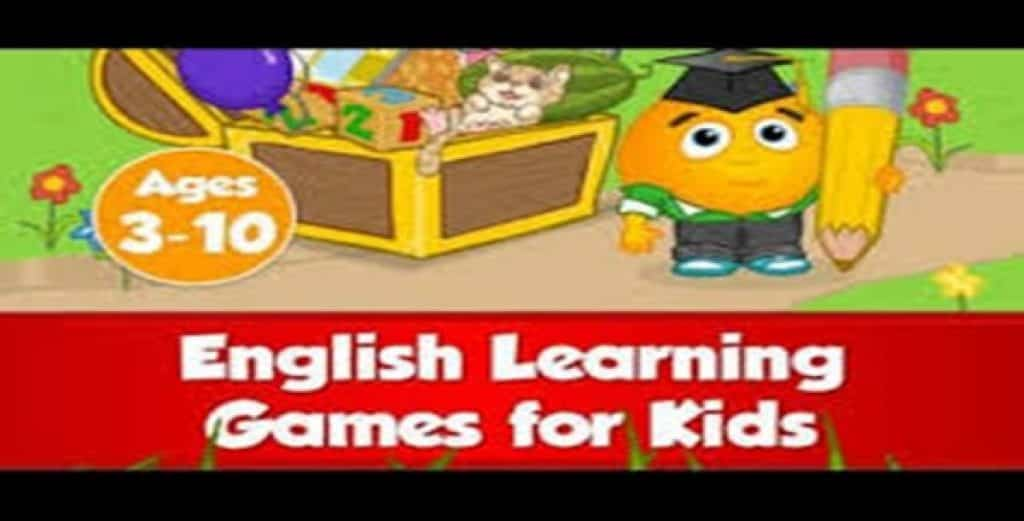English game for kid