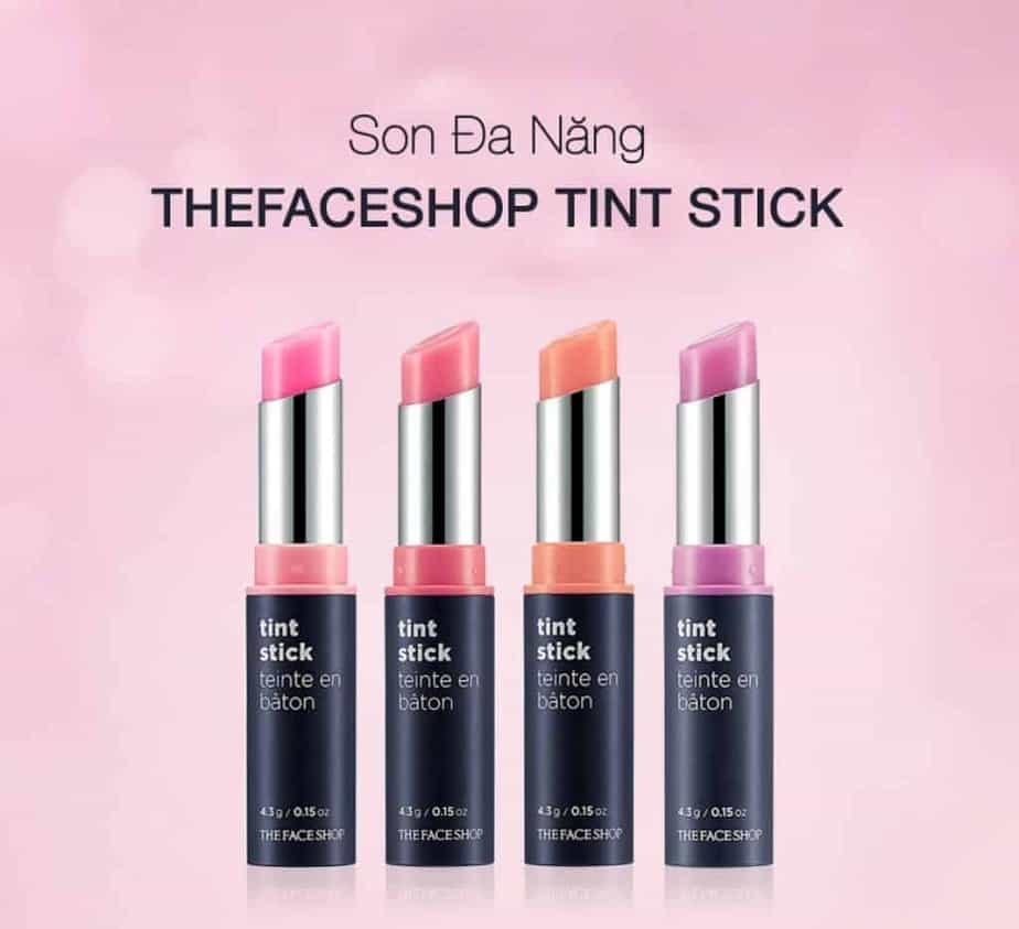 The Face Shop Lip Tint Stick