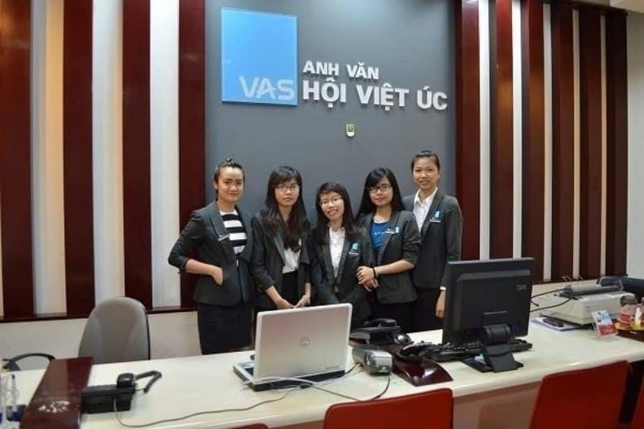 Anh văn hội Việt Úc