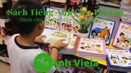 Top 10 sách tiếng anh cho trẻ em mẫu giáo tốt nhất hiện nay