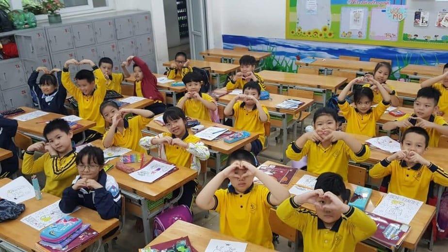 Trung tâm tiếng Anh Bình Minh