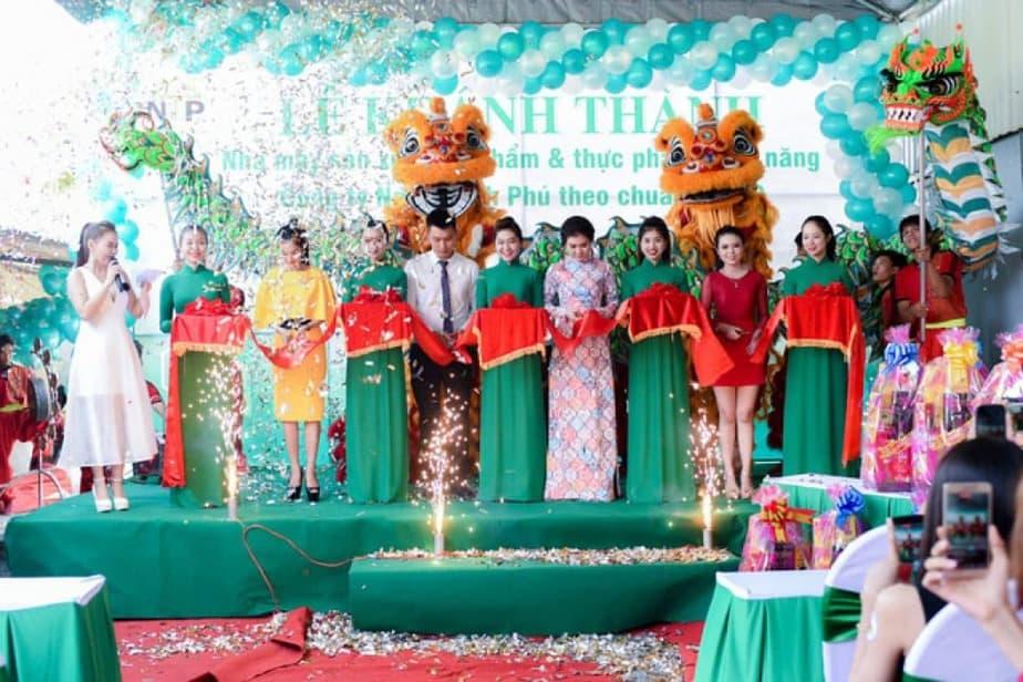 Công ty TNHH sản xuất mỹ phẩm Ngô Thanh Phú