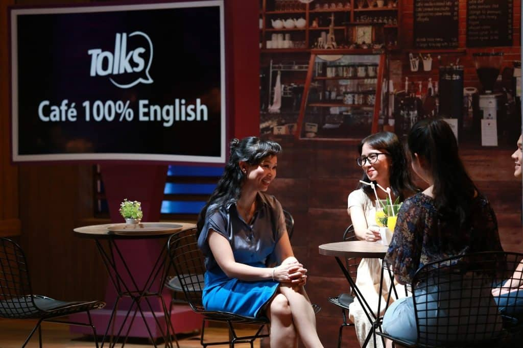Cafe Tiếng Anh: Coffee Talk