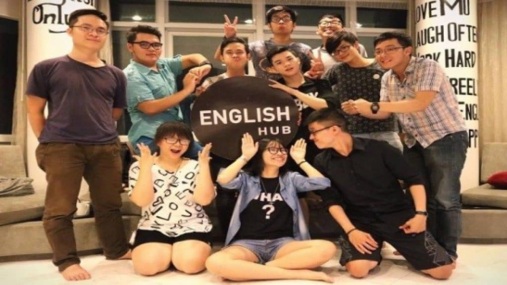 Free English Class Saigon