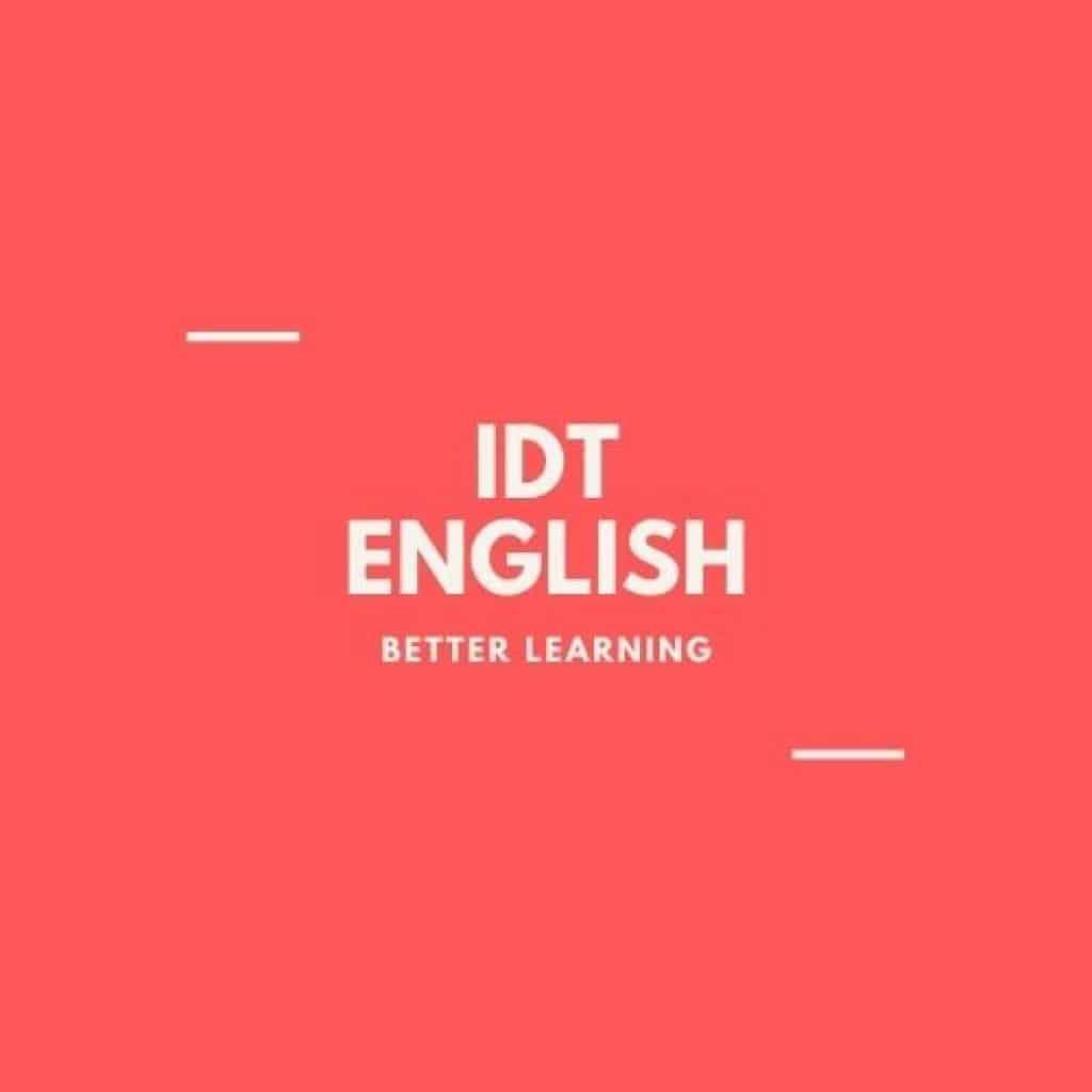 IDT English