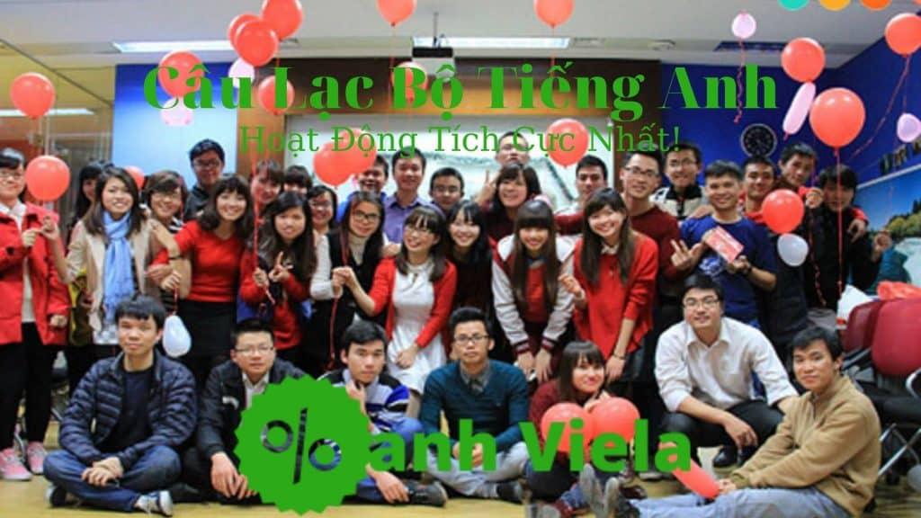 Các câu lạc bộ tiếng Anh tại Hà Nội