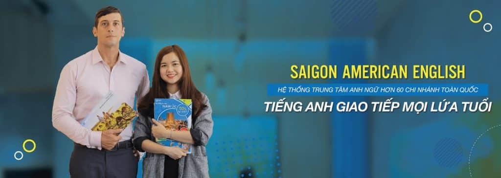 Câu lạc bộ tiếng Anh Sài Gòn American