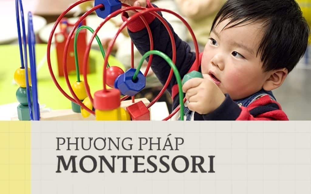 Tìm hiểu phương pháp Montessori là gì