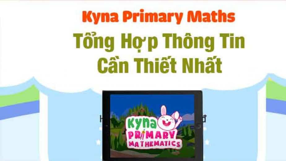 Kyna Primary Maths