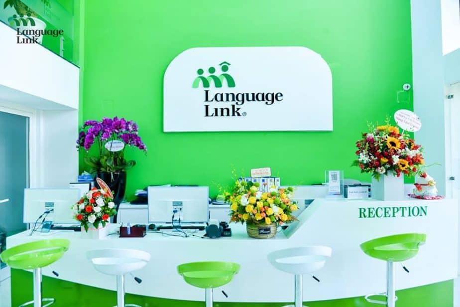 Language Link hệ thống Anh ngữ hàng đầu đến từ Anh quốc