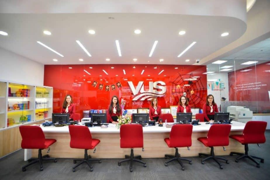 Trung tâm Anh Ngữ Vus Hội Việt Mỹ