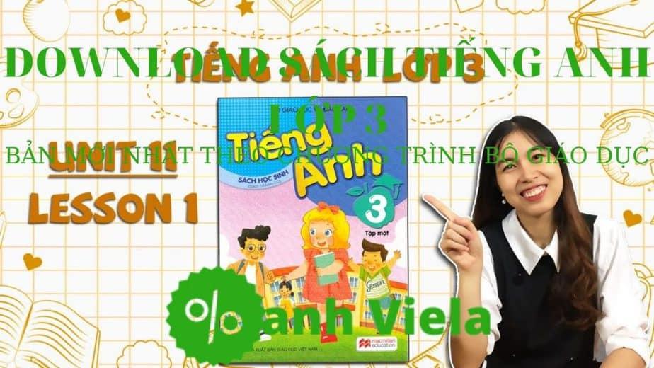 Download sách học sinh tiếng anh lớp 3