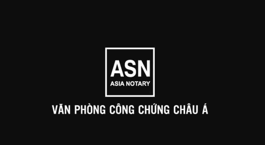 phòng công chứng dịch thuật châu Á