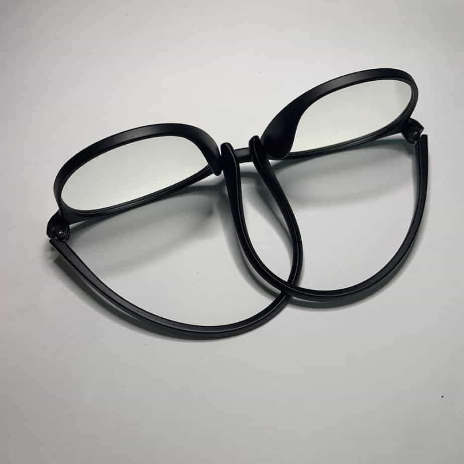 thử uốn cong kính matti