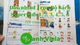 [Download PDF] Tải Trọn Bộ Sách Superkids 1, 2, 3, 4, 5, 6