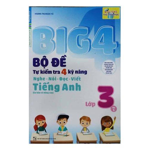 Mua sách BIG 4 lớp 3