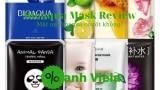 Review 11 Mặt Nạ Bioaqua Mask Có Tốt Không [HOT Nội Địa Trung Quốc]
