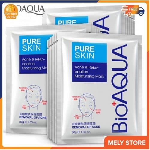 Bioaqua Pure Skin Review