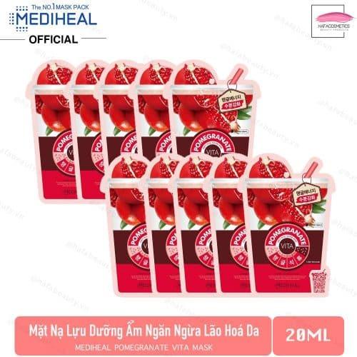Mediheal Pomegranate Vita Mask