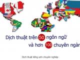 Công Ty Dịch Thuật Global Lotus Top 5 Dịch Thuật Tiếng Anh Tại TPHCM