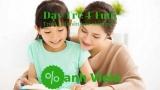 Cách Dạy Trẻ 4 Tuổi: Nên Cần Học Những Gì Tốt Cho Con?
