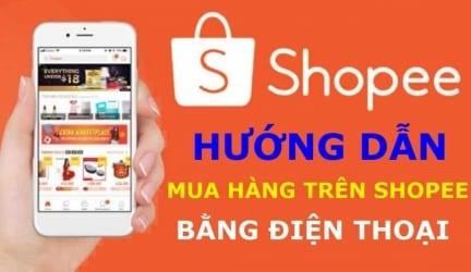 Hướng Dẫn Cách Mua Hàng Trên Shopee, Đặt Hàng Không Mất Phí Vận Chuyển