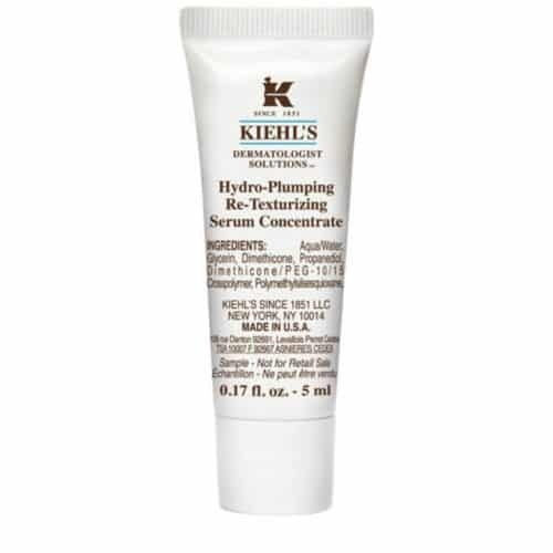 Hydro Plumping Re -Texturizing Concentrate Kiehls