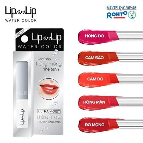 Lip On Lip