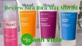 Review Sữa Rửa Mặt Murad Hiệu Quả Làm Sạch Từ Sâu Bên Trong