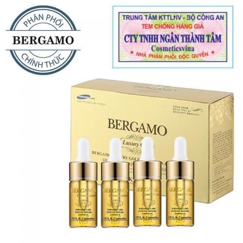 Serum Bergamo Luxury Gold Collagen